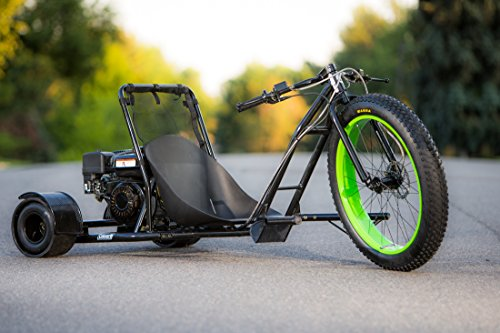 Coleman Powersports DT200 Gas powered Drift Trike by Coleman Powersports (Image #2)