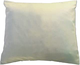 product image for SheetWorld - Baby Pillow Case - Light Solids - Yellow - Made In USA