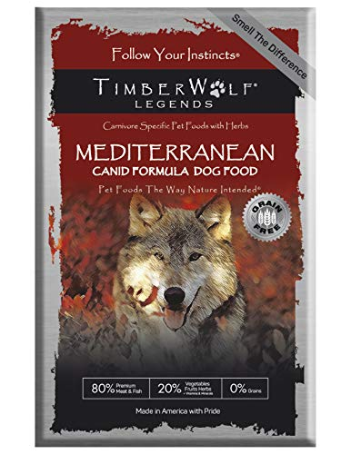 Timberwolf Mediterranean Legends - 45lb