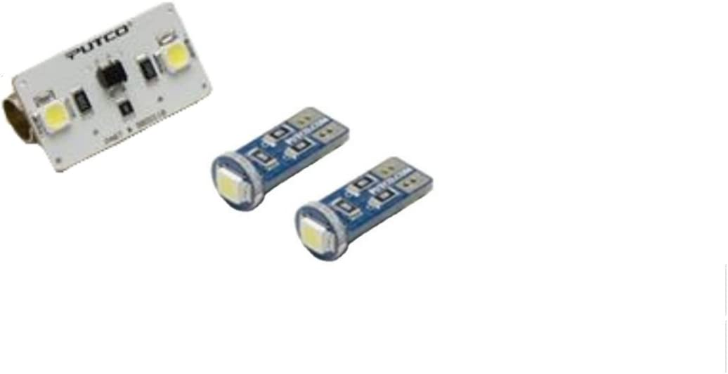 Putco Max 48% OFF 980202 Premium LED Dome Kit for Cheap mail order shopping Kia Light Sorento