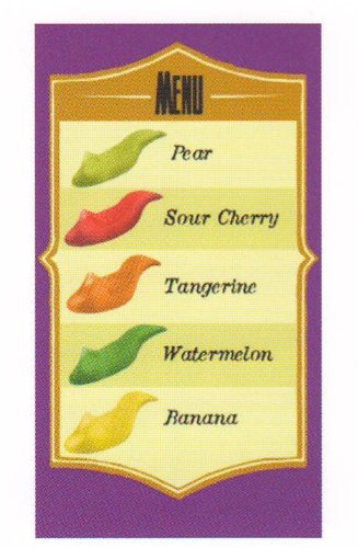 Amazon.com : Jelly Belly Harry Potter Jelly Slugs Gummi Candy ...
