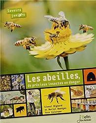 Les abeilles - de précieux Insectes en danger par Lionel Hignard