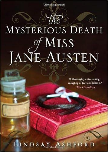 The Mysterious Death of Miss Jane Austen: Amazon.es: Lindsay ...