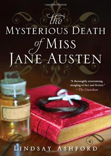 Download The Mysterious Death of Miss Jane Austen pdf