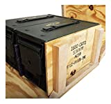 2 - M2A1 50cal 5.56 Ammo Cans/Ammo Box in Military