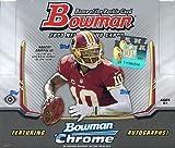 2013 Bowman Football Hobby Box - NFL Football Cards