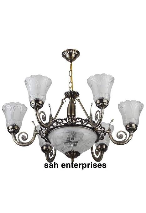 Sah Imported Antique Design Modern Chandelier,White
