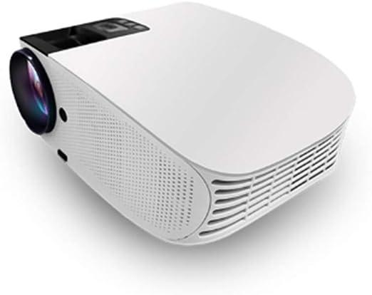 Vídeo Proyector Full HD 1080p con SD, VGA HDMI, AV y DVD en ...