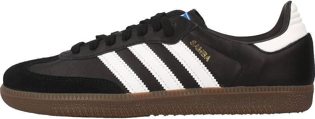 adidas samba trainers black