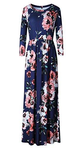 Long Maxi Dress - 4