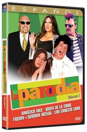 Amazoncom La Parodia Volumen 1 Anglica Vale Luis Ernesto Cano