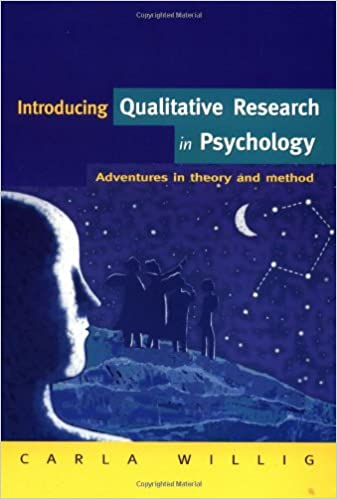 Introducing Qualitative Research in Psychology: Adventures in Theory and Method
