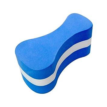 Ogquaton Foam Pull Buoy Flotador Kickboard Entrenamiento Placa de la Pierna Protector de natación para niños y Adultos Piscina Natación Entrenamiento de ...