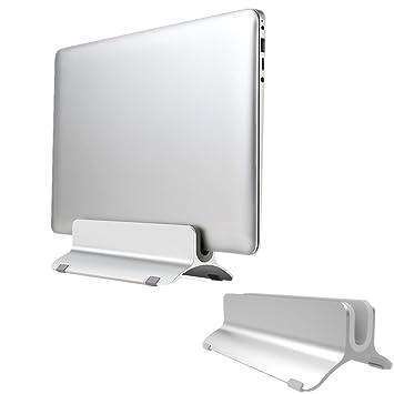 capalta Flores Intervalo Soporte para portátil ordenador portatil Soporte Aluminio Soporte de mesa Laptop Stand para MacBook, MacBook Air, MacBook Pro en ...