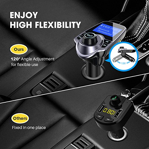 Review VicTsing Bluetooth FM Transmitter