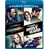 Drive Hard, Numbers Station Double Feature [Blu-ray]