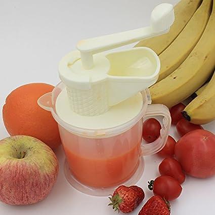 DADAO-Licuadora de mano, hogar, baby Juice Machine, leche de soja mano