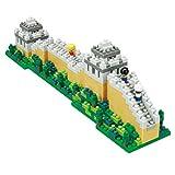 Nanoblock Great Wall of China Building Kit