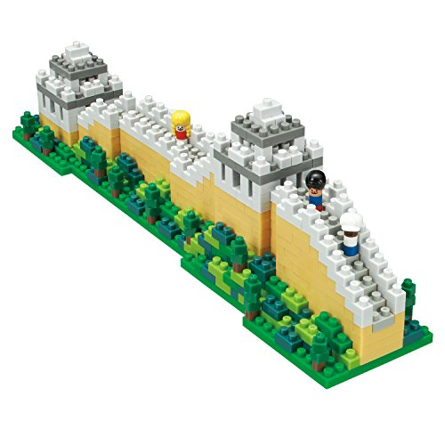 Nanoblock Great China Building Piece