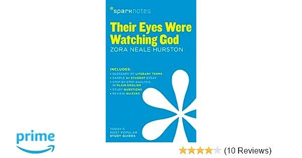 Amazoncom Their Eyes Were Watching God Zora Neale Hurston  Amazoncom Their Eyes Were Watching God Zora Neale Hurston Sparknotes   Sparknotes Zora Neale Hurston Books