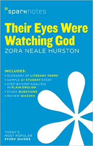 com their eyes were watching god zora neale hurston  com their eyes were watching god zora neale hurston sparknotes 9781411469877 sparknotes zora neale hurston books