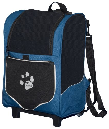 Pet Gear Sport Roller Backpack for Pets
