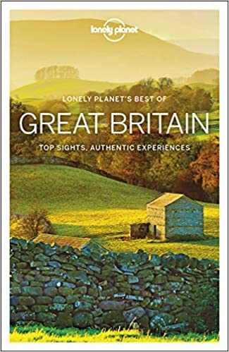 Lonely Planet best of GB