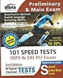 101 Speed Tests for IBPS & SBI Bank PO Exam