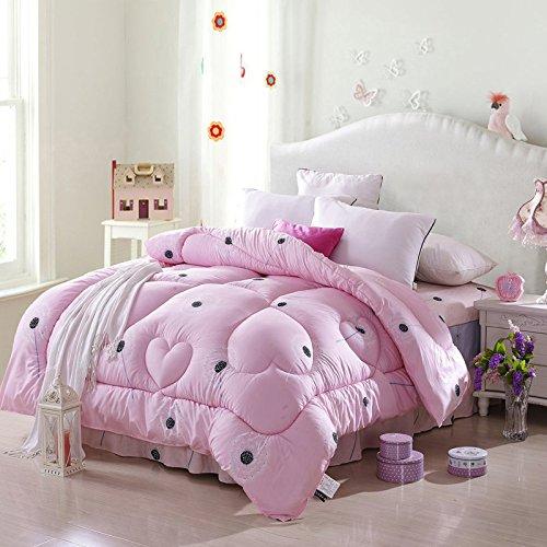 Dandelion Multicolor Comforter Down Alternative Comforter Cheap Comforter Teen Comforter Girls Comforter Discount Comforter, Queen Size