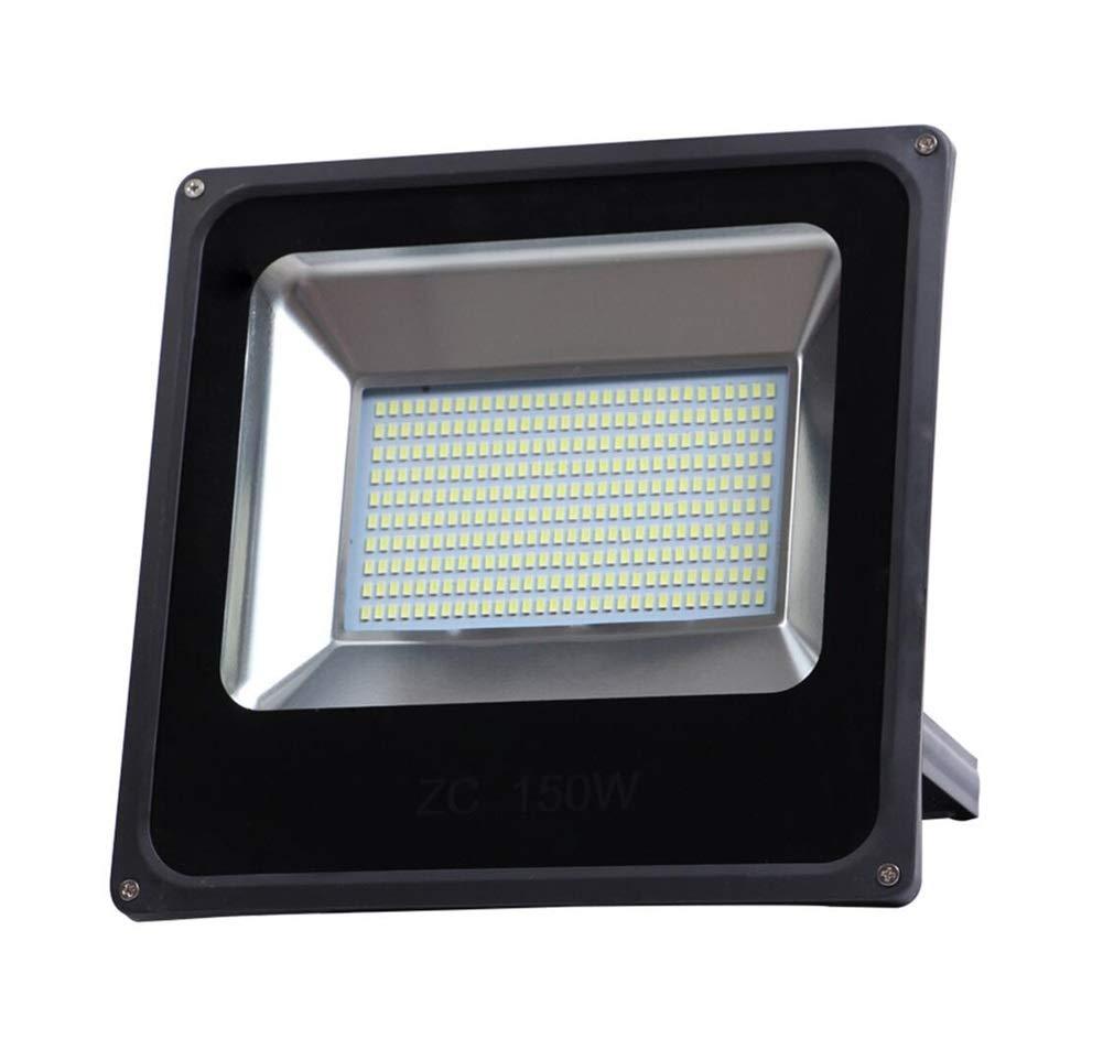 LED Faretto Da Esterno,Luce Di Proiezione Luminosa Esterna Del Cantiere Della Lampada Di Sicurezza Impermeabile All'aperto (dimensioni   150W)