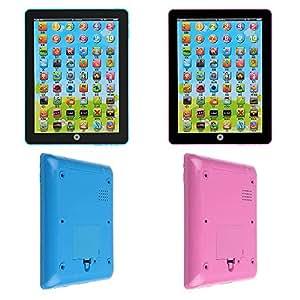 Pre-school Youppin aprendan las Pantalla táctil Tablet Pad, Educational juguete Mini ordenador para ordenador portátil ...