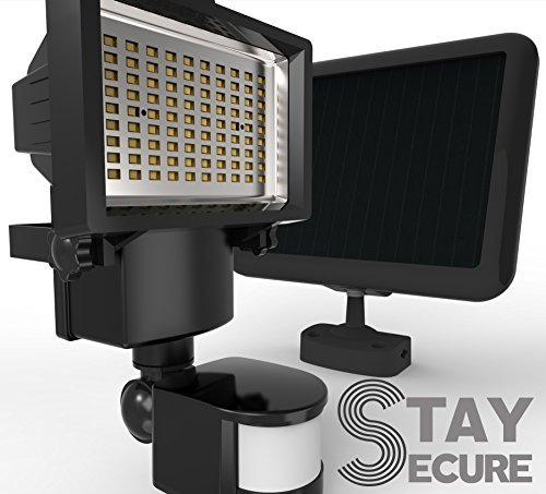 Solar Panel Led Security Light in Florida - 3