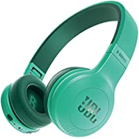 JBL Synchros E45BT Wireless On-Ear Headphones (Teal)