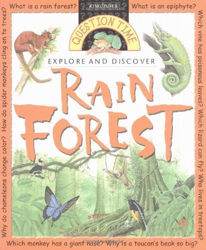 Download Question Time: Rainforest pdf epub