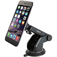 Car Mount for Cell Phone, Mobile Holder Magnetic Cradle For Safe Driving with Telescope Mode