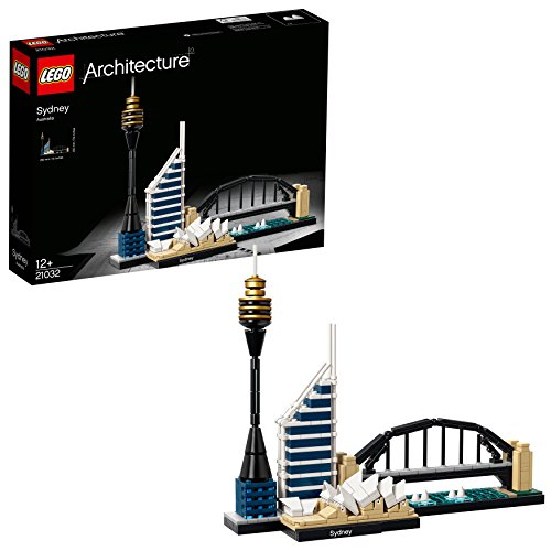LEGO Architecture - Sídney Australia - 21032