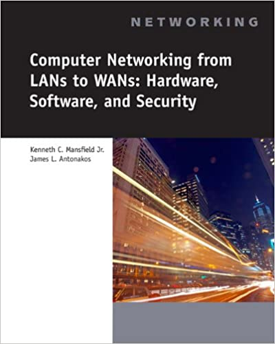 Amazon computer networking for lans to wans hardware software computer networking for lans to wans hardware software and security 1st edition kindle edition fandeluxe Choice Image