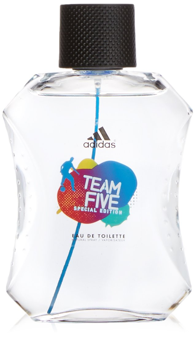 Adidas Acqua di Profumo, Trophy Team Five Edt Vapo, 100 ml 9-04826