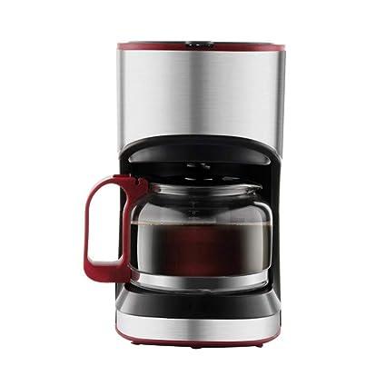 Yang máquina de café- Máquina de café Capacidad de Material plástico 700 ML Pequeño,