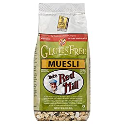 Bobs Red Mill Cereal Muesli Gf