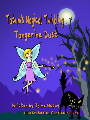 Tatum's Magical Twinkling Tangerine Dust -