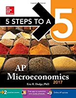 5 Steps to a 5: AP Microeconomics 2017 Edition Front Cover