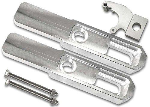 (Yana Shiki USA A5028 Swingarm Extensions Suzuki Gsxr 600/750(11-13) 4
