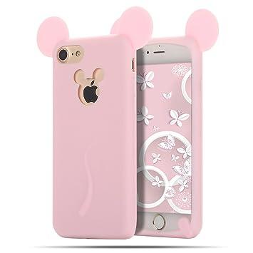 coque silicone mickey iphone 6