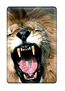 New Arrival Cover Case With Nice Design For Ipad Mini/mini 2- Lion Background