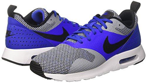 Nike Air Max Tavas Prm - Sneaker Uomo, Blu (Bleucoureur/grisloup/noir), 44 EU