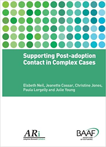 Supporting direct contact after adoption