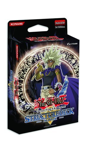 Yu Gi Oh Pack List - YuGiOh Marik 1st EDITION Structure Deck