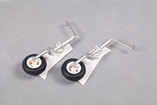 FMS RC Airplane Part - Main Landing Gear Set for 800mm P-51D Red Tail / BBD