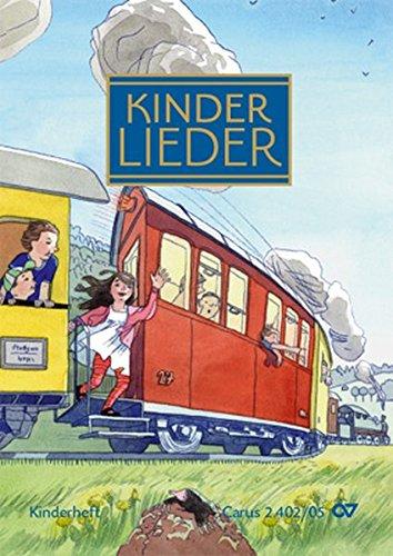 kinderlieder-kinderheft